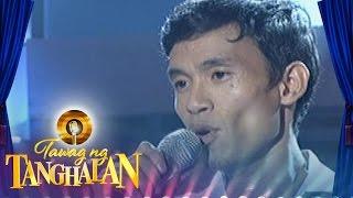 Tawag Ng Tanghalan: Regie Samson | Funny Familiar Forgotten Feelings