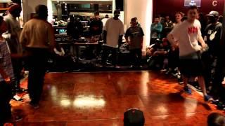 Breakin' Convention Freestyle Battle 2012