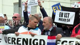 Netherlands: Police forced to intervene at anti-Islam demonstration