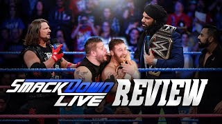 SmackDown! Episode vom 17.10.2017 | WWE SmackDown! REVIEW