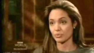 Angelina Jolie -Hard Talk part1
