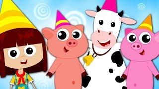 happy birthday song | birthday song | nursery rhymes | kids songs