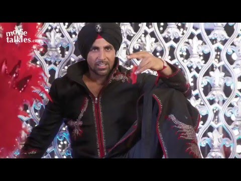 Akshay Kumar's Singh Is Bling FIRST Look Review