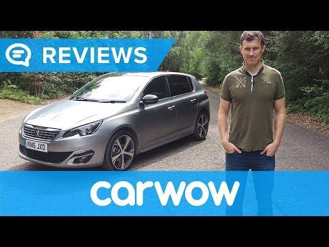 Peugeot 308 2017 Hatchback review | Mat Watson Reviews