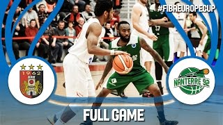 Körmend (HUN) v Nanterre 92 (FRA) - Full Game - FIBA Europe Cup 2016/17