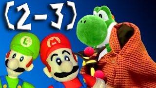 Mario & Luigi! Stache Bros - Episode 2-3 - The Cloaked Man
