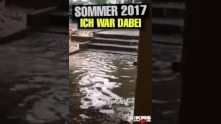 Sommer 2017 - Ich War Dabei - , 98,8 KISS FM, 28.7.2017