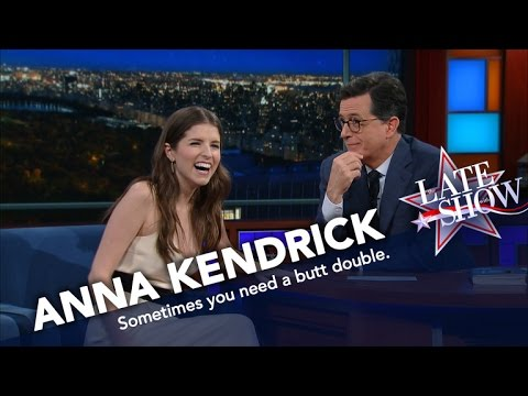 Anna Kendrick: I Don't Know What My Butt Looks Like