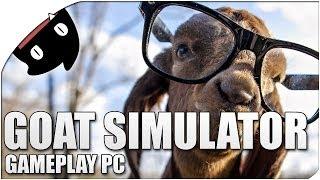 Goat Simulator 08- La isla de los cabezones