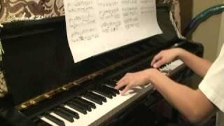 Meteor Rain Piano - F4