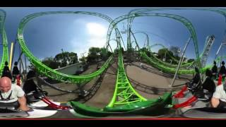 WATCH: 360-degree ride on the Monster, Adventureland