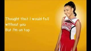 Glee Cast   Survivor I Will Survive lyrics