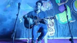 Tomake bhebe lekha live by Sabri Chowdhury