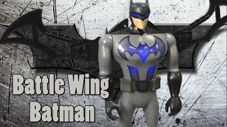 Battle Wing Batman Justice League Action Figure from Mattel