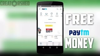 How to get free paytm cash from Taskbucks | Creatorshed