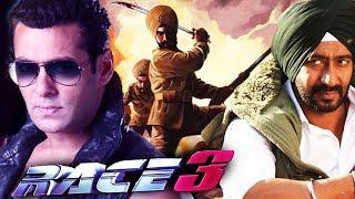 Salman Creates Trouble For Race Producer, Salman Leaves A Film Coz Of Ajay devgn