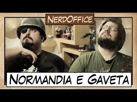 Nerdtour França: Normandia e Gaveta na cara! | NerdOffice S03E24 (ENG SUB)