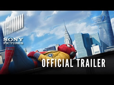 SPIDER MAN HOMECOMING Official Trailer 2 HD