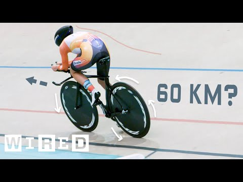 Why It s Almost Impossible to Ride a Bike 60 Kilometers in One Hour WIRED