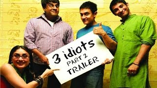 3 Idiots Sequel official trailer   Aamir Khan, Sharman Joshi, R Madhavan