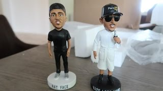 THESE ARE SO COOL!! (OFFICIAL BOBBLE HEADS)