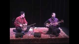 Hossein Alizadeh & Homayoun Shajarian-همنوازی تار و تنبک- حسین علیزاده، همایون شجریان