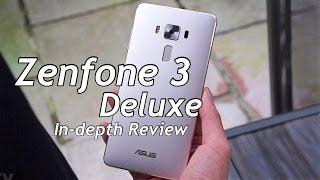 Asus Zenfone 3 Deluxe In-depth Review, 6GB RAM! (ZS570KL)