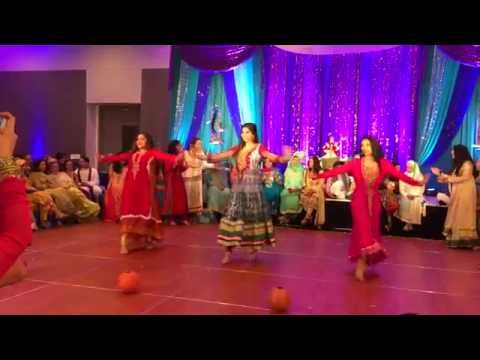 Misbah s Mehndi Dance