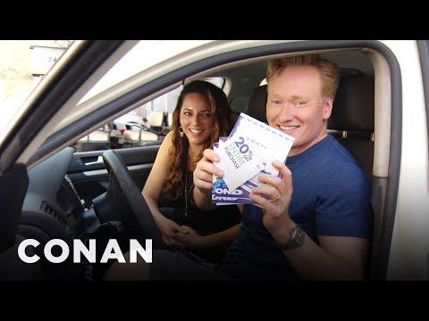 Xxx Mp4 Conan Helps His Assistant Buy A New Car CONAN On TBS 3gp Sex
