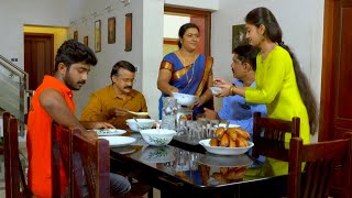 Bhramanam | Epi 422 | Haritha's mother-in-law forces Nita to stay home | Highlights