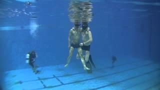 Underwater boys sex :)