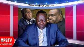 MPBTVActualité9-11-2017-Les USA Appellent Kabila à Quitter le pouvoir-L'Opposition en ordre dispersé