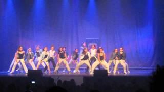 Just dance XL 2013 Polderstadschool