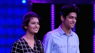 Super 4 I Priya Prakash Varrier & Roshan on the floor I Mazhavil manorama