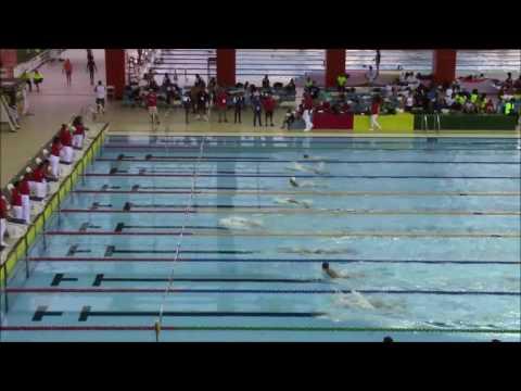 XXX CCCAN Swimming Championships 2017 Boys 11-12 50m Breaststroke Final