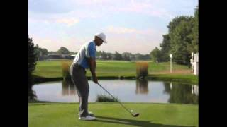 Tiger Woods Latest Driver Golf Swing