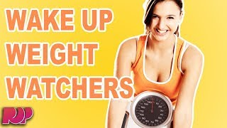 #WakeUpWeightWatchers Trends After They Offer Free Memberships For Teens