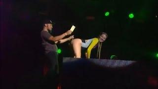 Major Lazer ft. Twerk Queen - Butter Theme (Diplo) vs. Bubble But @ Roskilde Festival 2014