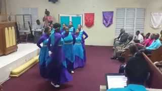 """New Dimension Dancers - Sinach """"I Know Who I Am"""""""