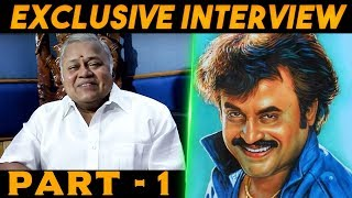 Exclusive Interview with Actor Radha Ravi - Myself and Rajini were together for 45 days....