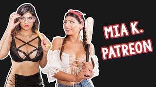 Mia Khalifa Patreon Trailer