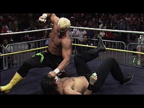 Sting vs. The Great Muta: Starrcade 1989