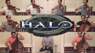 Halo: Combat Evolved Theme Music Medley - String Orchestra
