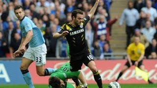 Manchester City vs Chelsea 2-1 official highlights, FA Cup Semi Final