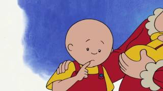 CAILLOU 1 Hour Compilation   Calling Dr. Caillou   Cartoons for Kids   FULL Episodes HD