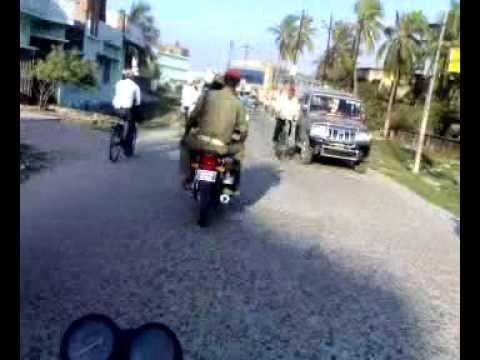 Darbhanga me badmash police wala.mp4