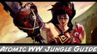 Infinite Crisis: Atomic Wonder Woman Jungle Guide