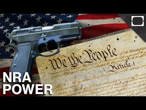 watch How Powerful Is The NRA?