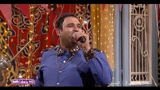 أكرم حسني في SNL بالعربي