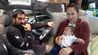 How Geo's Labor Went + Nadeem Gets A New Car!